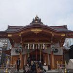 日本橋七福神巡りをしてきました。
