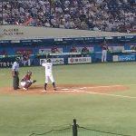 「俺達の福浦」がホームのマリンスタジアムで、ついに2000本安打を達成!!